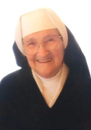 Portrait von Don Bosco Sr. M. Mechtildis Eichinger