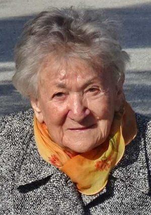 Portrait von Adele Reischl