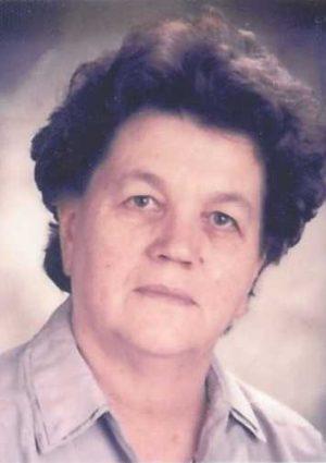 Portrait von Hedwig Angermayr