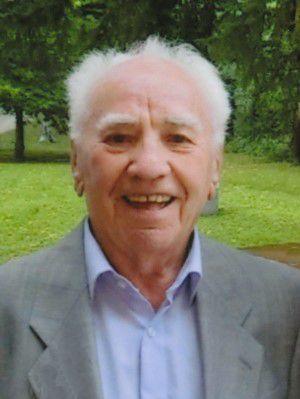 Portrait von Franz Billich