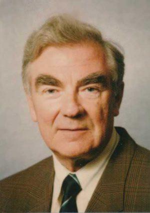 Portrait von Dr. Hans Herbert Sulek