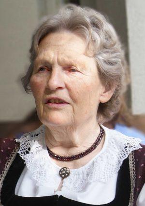 Portrait von Gudrun Ebner