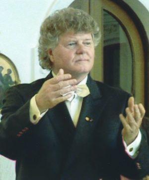 Portrait von Konsulent Gerhard Fitzinger