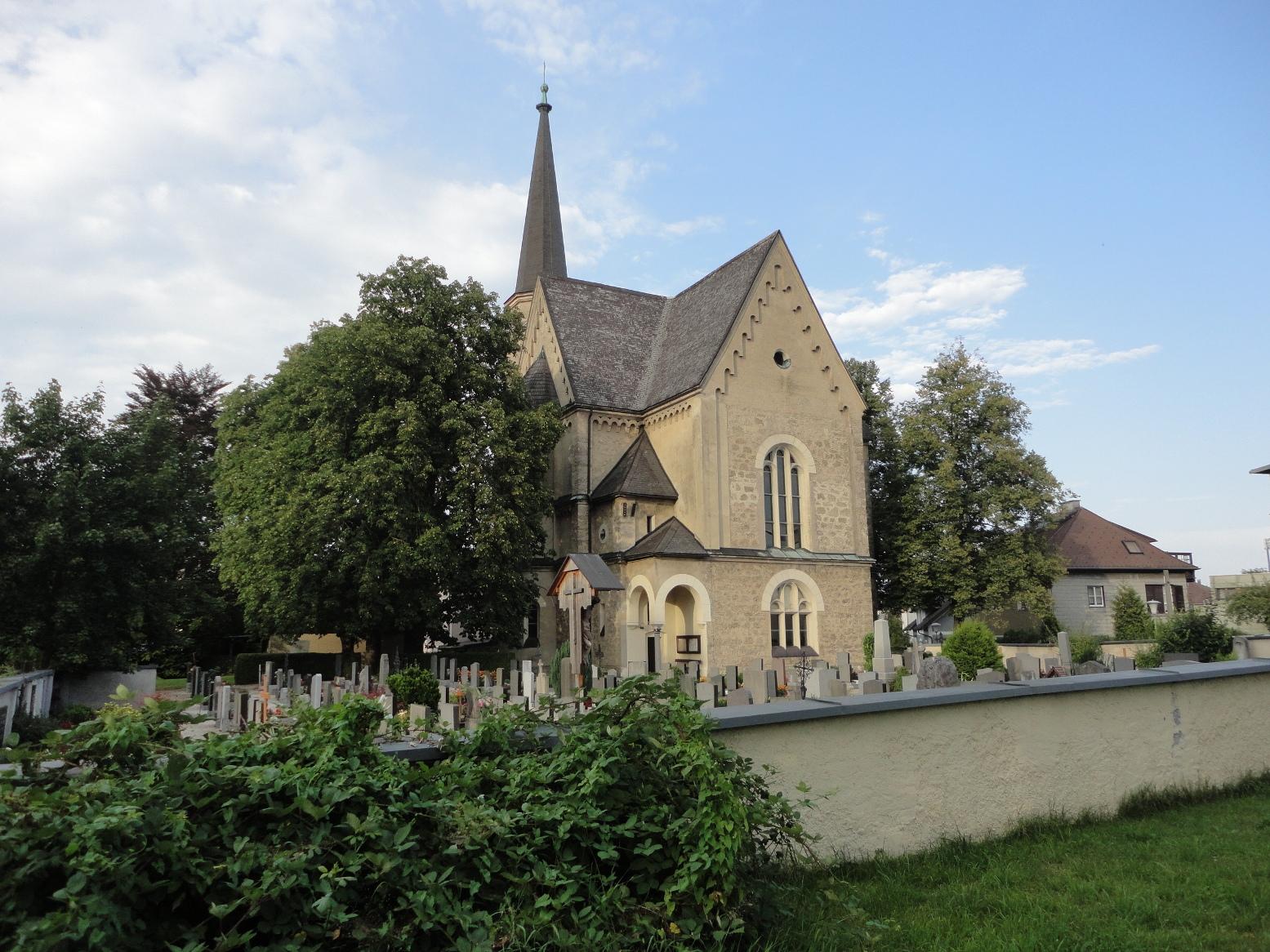 Evangelischer Friedhof Vöcklabruck
