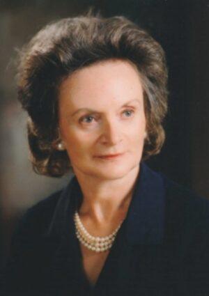 Portrait von Gertraude Fuchshumer