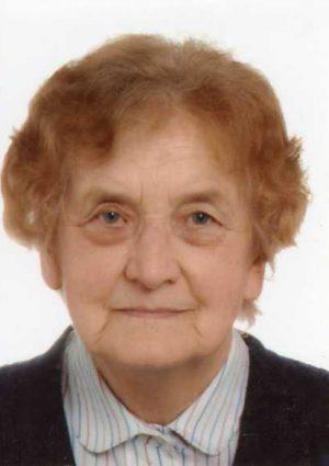 Portrait von Leopoldine Gratzer