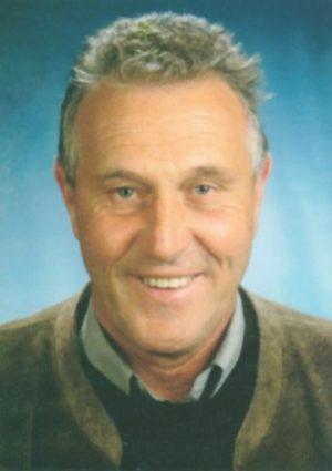 Portrait von Heinz Gruber