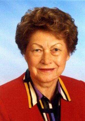 Portrait von Hertha Grüner