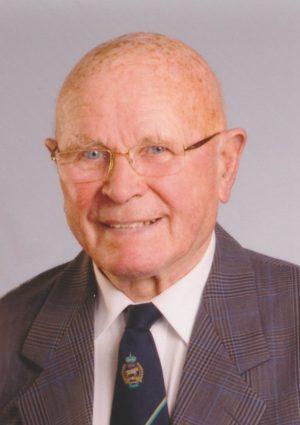 Portrait von Max Gschwandtner