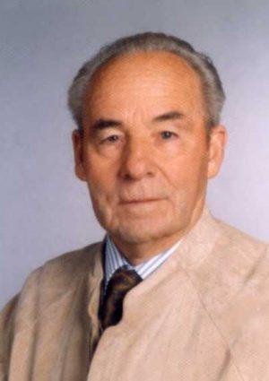 Portrait von Leopold Hemetsberger