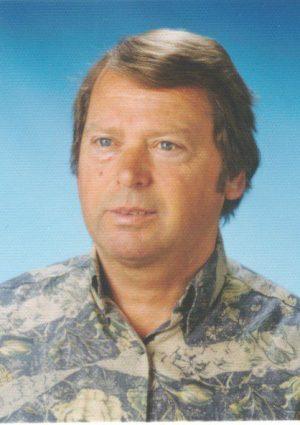Portrait von Franz Hermann