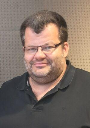 Portrait von Peter Hofmanninger