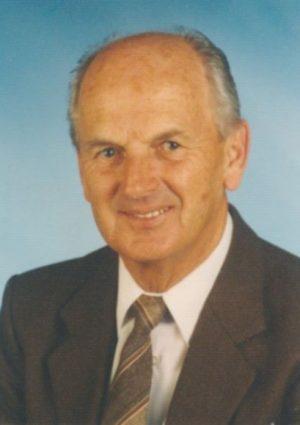 Portrait von Anton Kofler