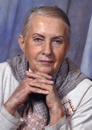 Portrait von Helga Kröpfel