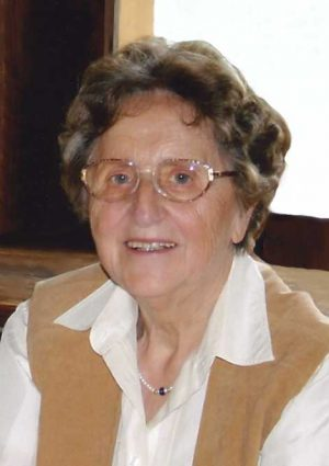 Portrait von Agnes Kreuzer