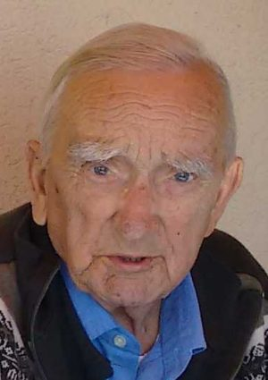 Portrait von Rudolf Lubinger