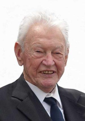 Portrait von Hans Müllehner