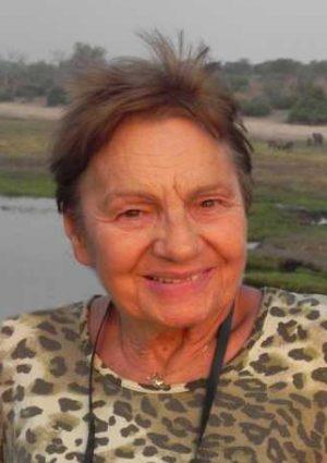 Portrait von Franziska Machreich