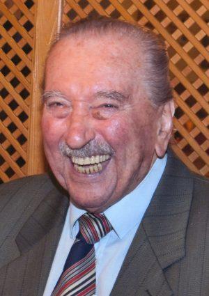 Portrait von Franz Marek