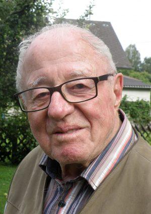 Portrait von Johann Sperr