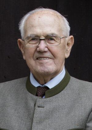 Portrait von Ernst Josef Pixner