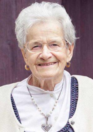 Portrait von Josefa Pixner