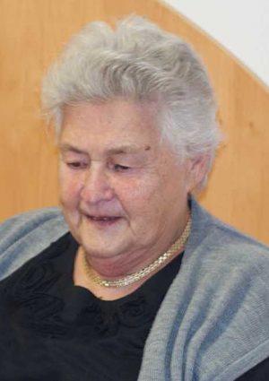 Portrait von Irmgard Rath