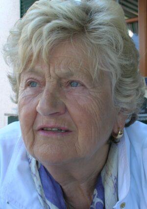 Portrait von Gerda Rehner