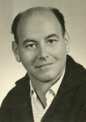 Portrait von Johann Renezeder