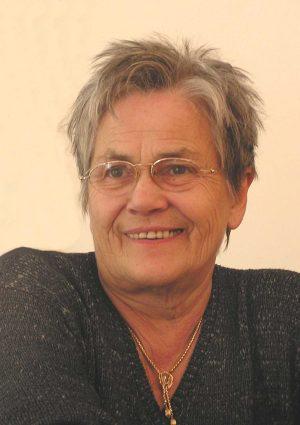 Portrait von Olga Richtinger