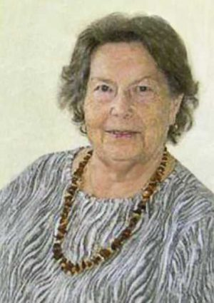 Portrait von Ilse Salfinger