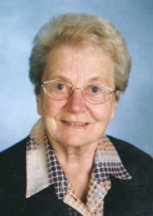 Portrait von Maria Schaufler