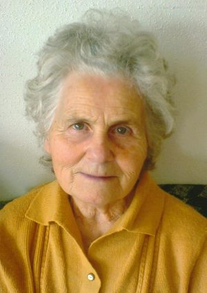 Portrait von Johanna Scherndl