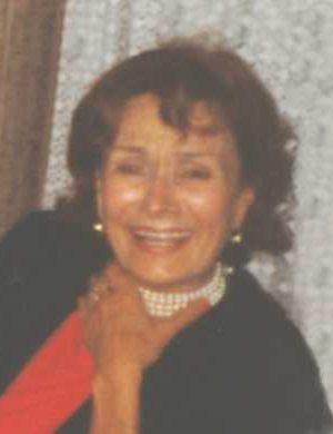 Portrait von Ernestine Schicker