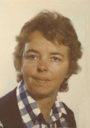 Portrait von Dorothea Schierl