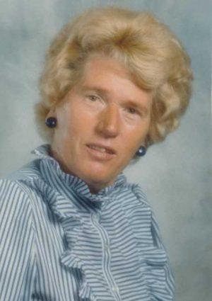 Portrait von Maria Schierl