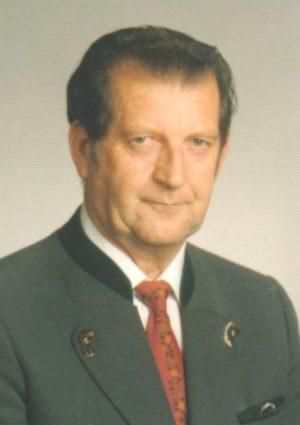Portrait von Friedrich Schneeweis