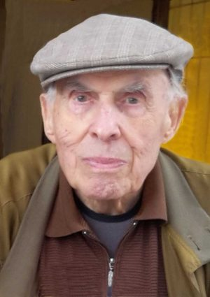 Portrait von Heinrich Solderer