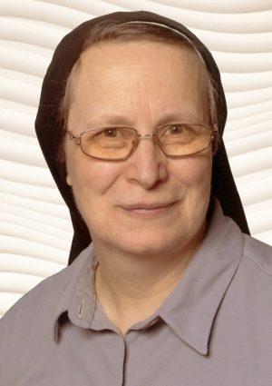 Portrait von Sr. M. Sighilde – Brigitta Steininger