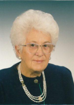 Portrait von Elisabeth Starl