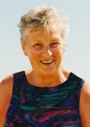 Portrait von Hilde Steiner