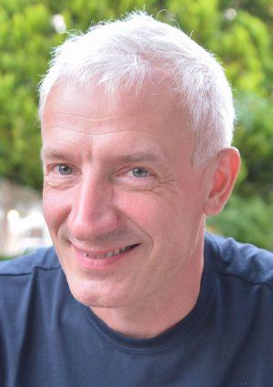 Portrait von Lutz-Uwe Heinrich